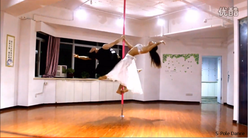 视频: 神雕侠侣 钢管舞教学视频